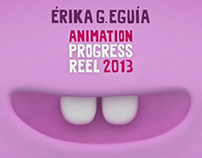 Character Animation Reel 2013