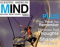 Scientific American Mind Magazine ReDesign
