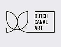 Logo design Dutch Canal Art