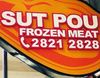 SUT POU frozen meat