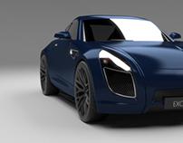 Excelsior Concept Car