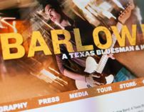 Sam Barlow Band Website