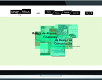 Website // Design:FBAUL '13