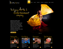 Website HomePages - 2013 Templates