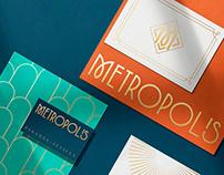 Metrópolis Branding