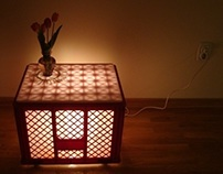 Stona lampa (Table lamp)