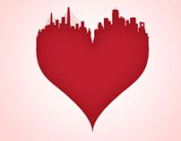 #BostonLove T-shirt Campaign