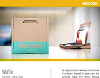 Incase Waffle // Conceptual Laptop Case