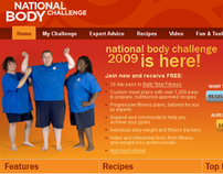 Discovery National Body Challenge