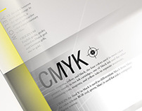 CMYK Poster