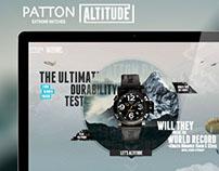 Patton Altitude - Record Attempt