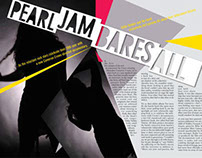 Pearl Jam Bares All