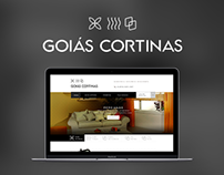 Goiás Cortinas | Interface Web