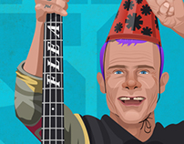 Flea's 50th Birthday