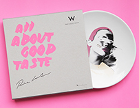 W Hotels + Prince Láuder present: All About Good Taste