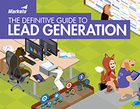 Marketo - The Definitive Guide to Lead Generation