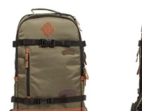 "GRIZZLY ""Rockies"" backpack"