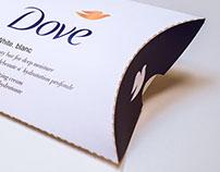 Redesign Dove soap box