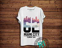 City Print Tees