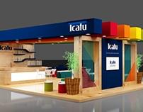 ICatu - Exhibition stand