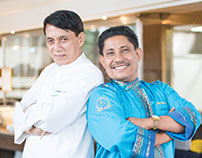 Acacia Hotel Manila 5th Anniversary Newsletter