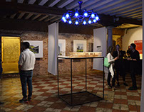 My Exhibition at 15th VENICE ARCHITECTURE BIENNALE.