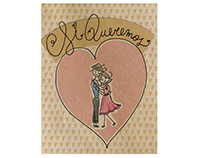 Tarjetas de Bodas // Wedding Cards