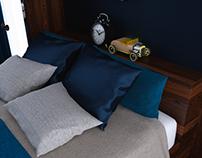 Boy Bedroom desing by Gusde W