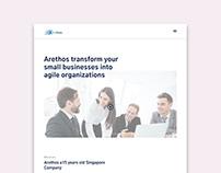 Arethos Redesign Concept