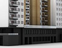 Maquetas Virtuales Edificios
