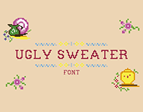 Ugly Sweater - Free Font