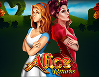 ALICE RETURNS // Slot Game