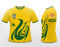 Camiseta Starbuzz / Copa do Brasil
