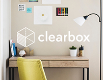Clearbox App Landing Page