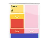 ÖVRA for IKEA