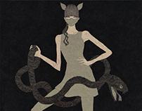 Snake girl NAiki