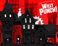 The Adventures of Willy Punch! location