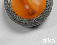 Alka Curling Testen - Web