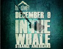 December Hi-Dive Posters