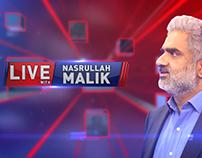 Live with Nasrullah Malik