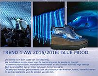 Blue Mood AW 2015/2016 womenswear