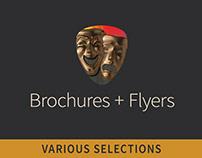 Brochures+Flyers