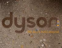 Dyson Advertisement