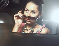 LOUNGE Magazine cover ( Yasmine Ra2ees )