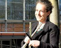 Helene Lazartigues Flute - CPE Bach - Sonata A minor