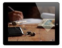 Frames - iPad magazine