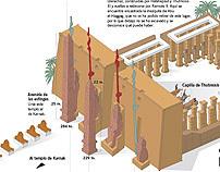 El templo de Luxor - Luxor Temple