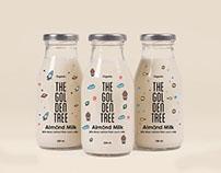 The Golden Tree - Almond Milk