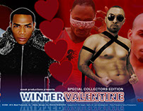 Meak Productions' WINTER / VALENTINE Campaign 2015