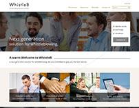 Whistle B - Website Development